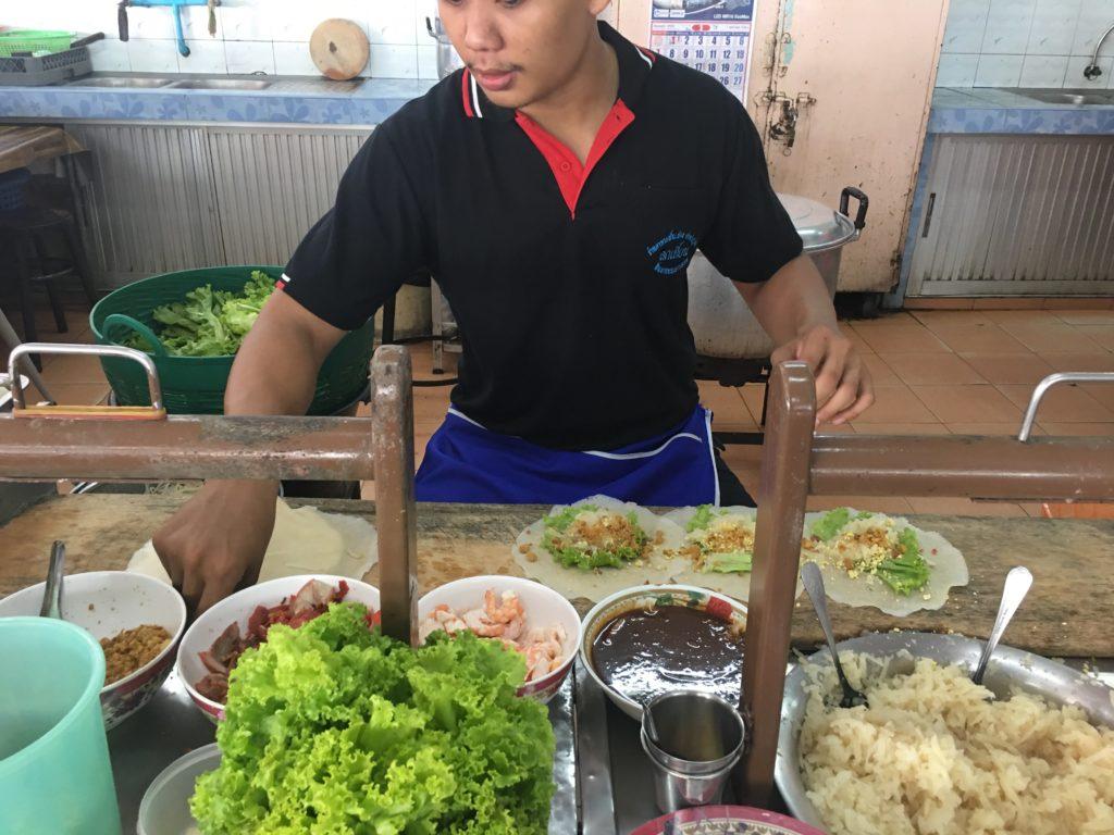 Piatti Tipici Thailandesi