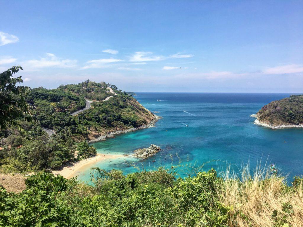 Vista della spiaggia di Ya nui: Escursioni Phuket