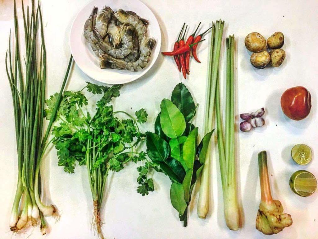 verdure tipiche thai :Piatti Tipici Thailandesi: cosa mangiare a Phuket