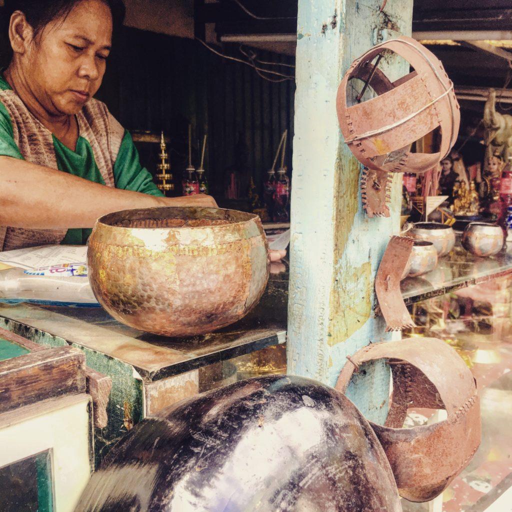 Il villaggio delle Ciotole: 3 giorni a Bangkok