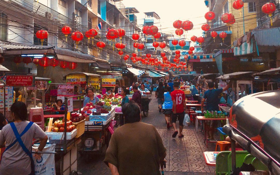 Tre giorni a Bangkok: Alla scoperta della città degli Angeli