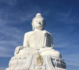 statua di bouda Gigante: Phuket, la perla delle Andamane