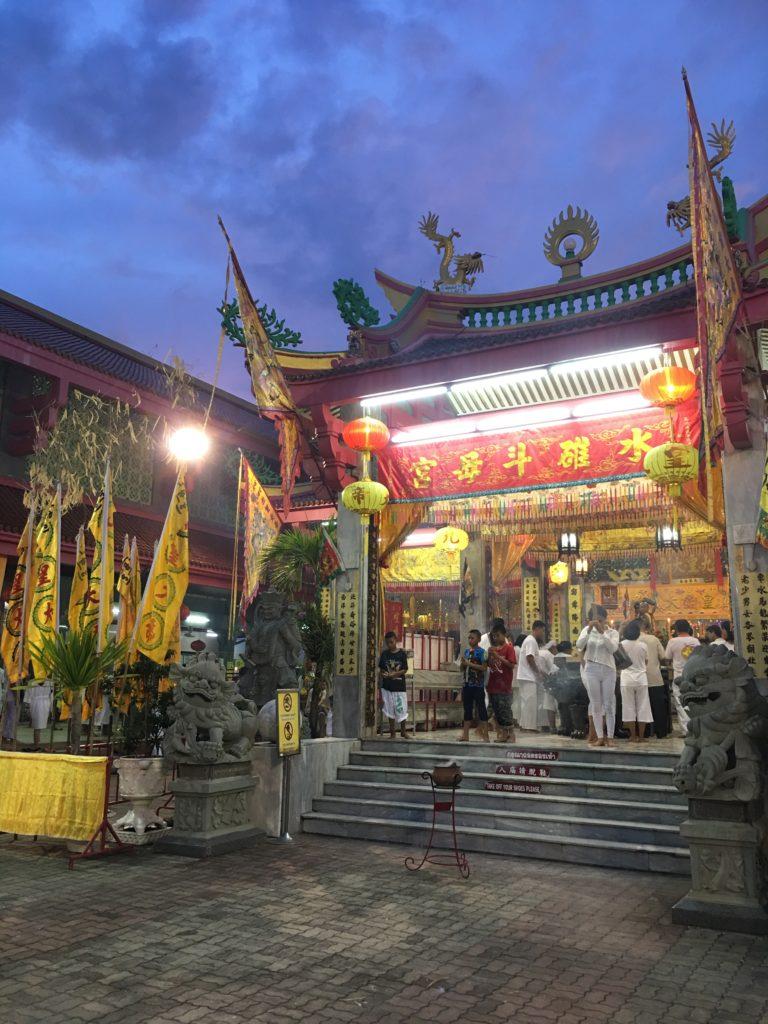 tempio cinese Phuket Town