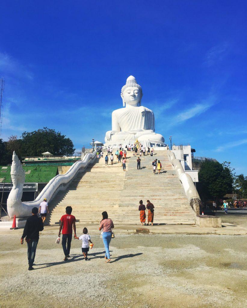 La statua più alta di Phuket