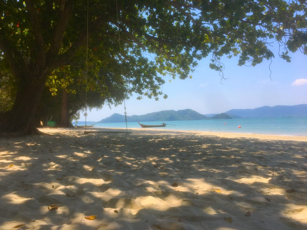 la piccola isola di Lawa: Thailandia del sud
