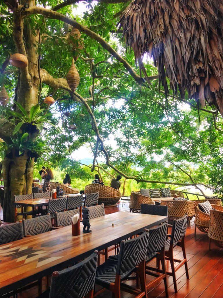 il ristorante sull' albero