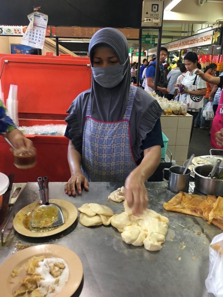 Il mercato coperto di Phuket Town