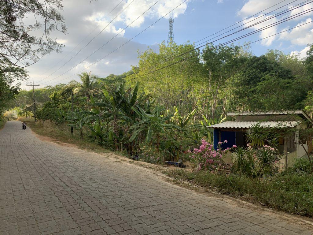 le strade di Libong