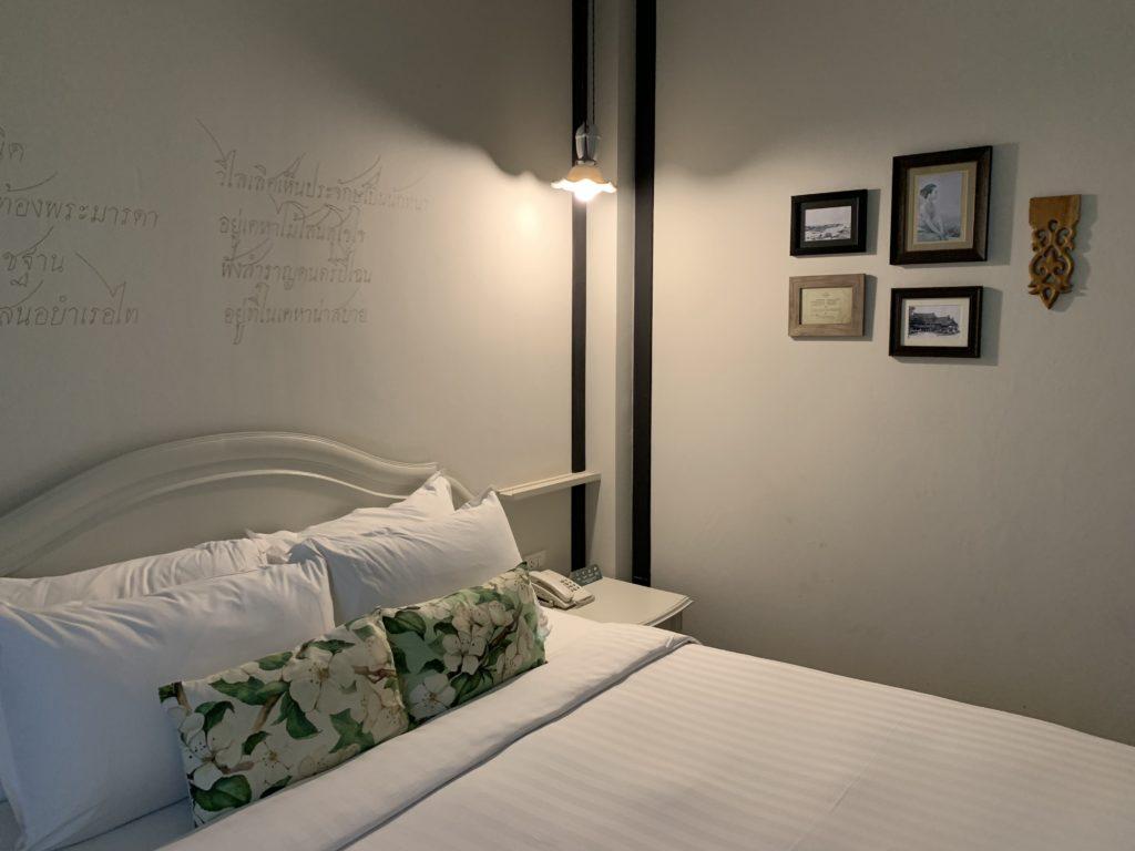 Dettaglio amera da letto: Dove alloggiare a Bangkok: Quali zone scegliere