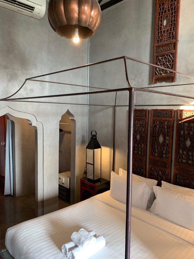 Dettaglio Camera da letto: Dove alloggiare a Bangkok: Quali zone scegliere