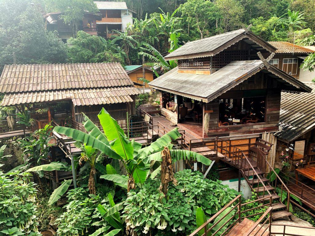 Chiang Mai: A spasso per Mae Kampong il villaggio famoso per il caffè