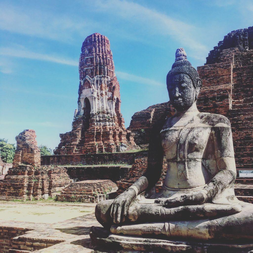 Buddha ad Ayutthaya: 3 giorni a Bangkok