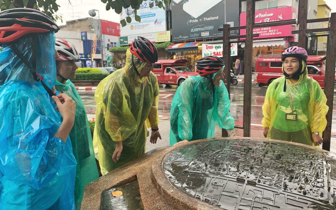 Cosa fare a Chiang Mai: Street food Tour in Bici da non perdere!