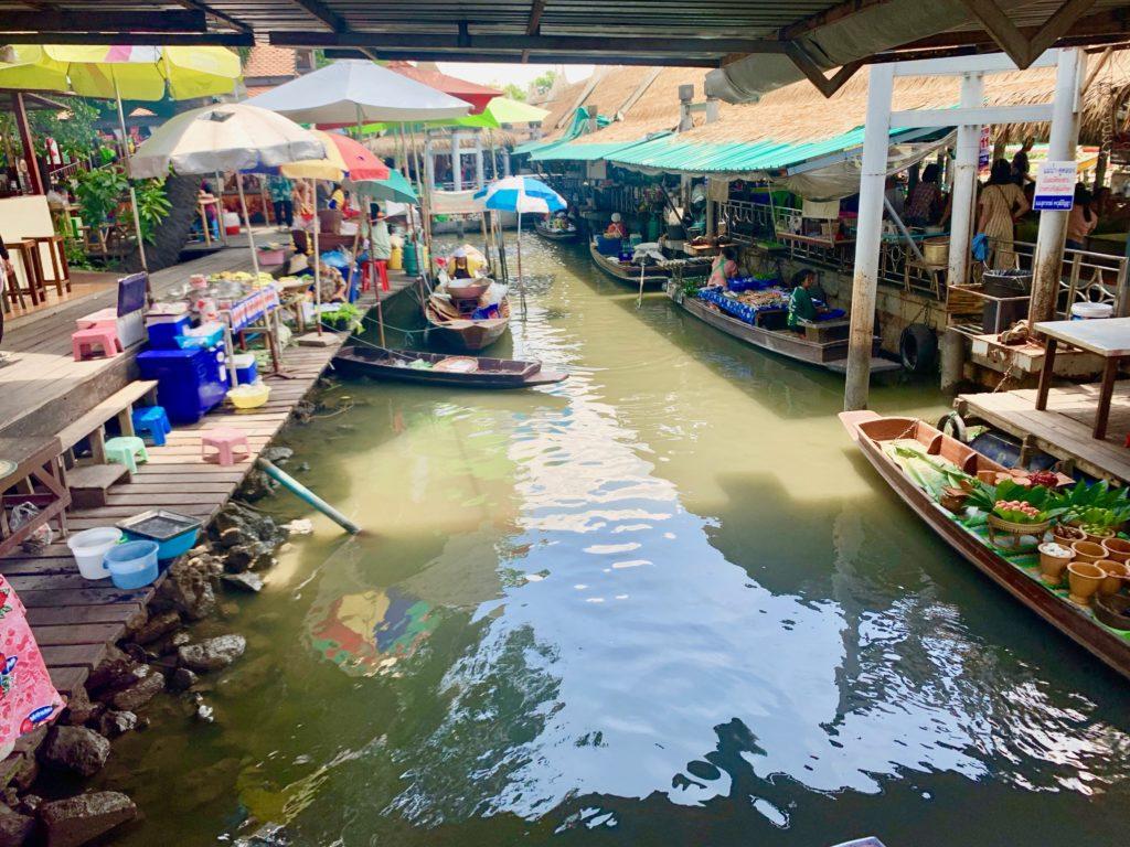 dettaglio del Talling Chan: Floating Market