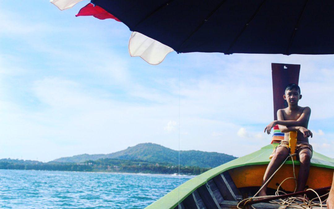 Phuket: Escursioni in Long Tail boat con pescatore locale
