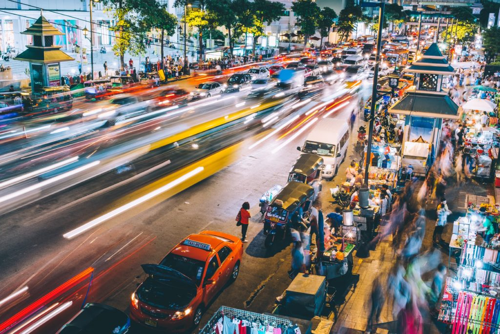Traffico Bangkok