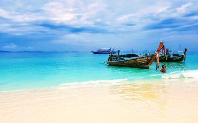 Phi Phi island: Tour completo con bagno con il plancton luminescente
