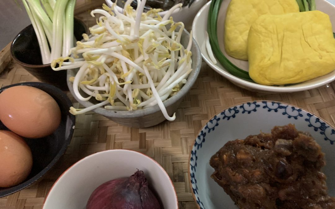 Pad Thai, la ricetta originale della cucina Thailandese