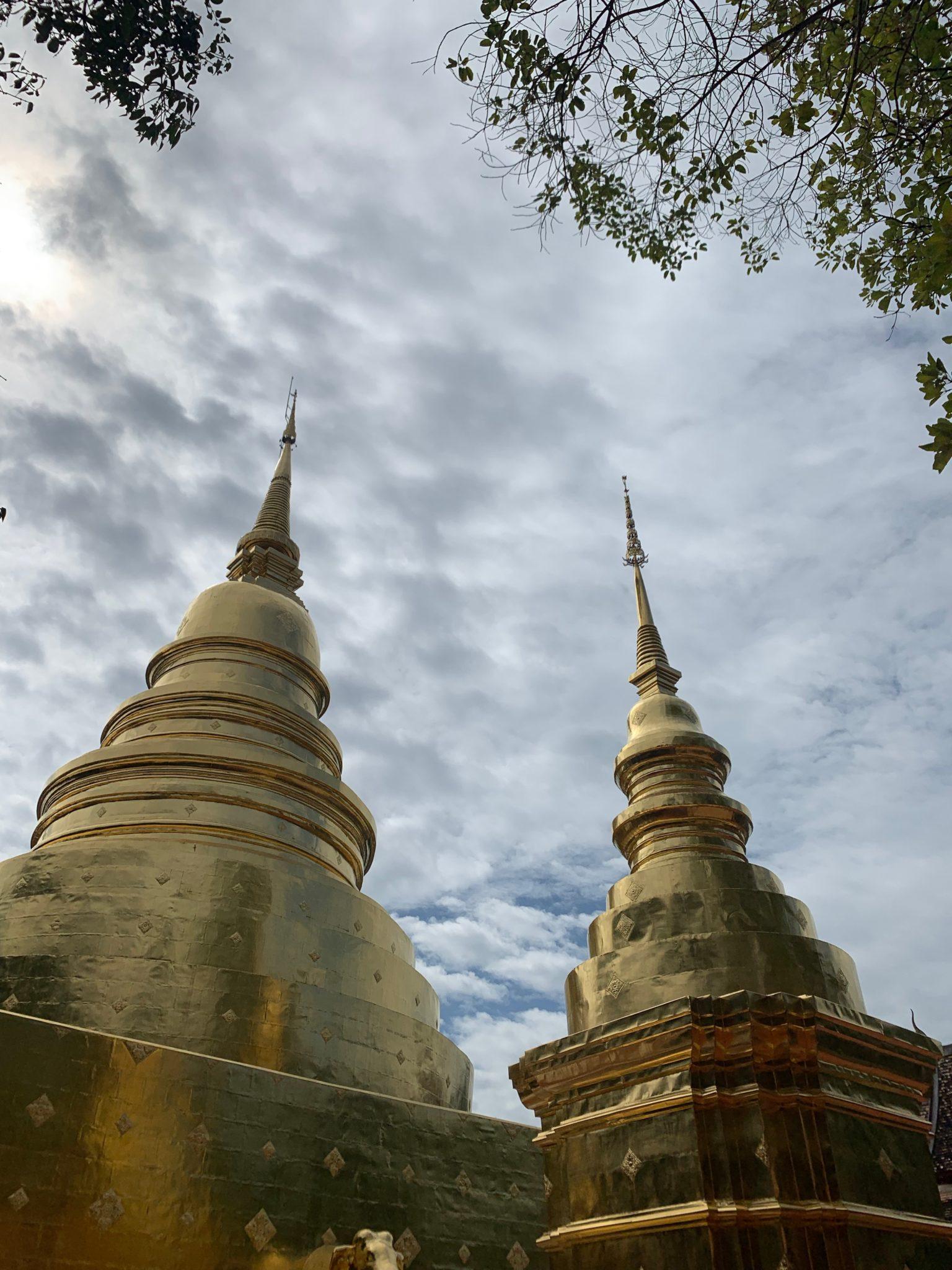 Pagode Chiang Mai