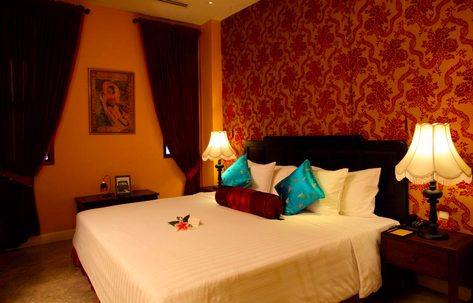 Hotel Shanghai Mansion : prenota e Parti