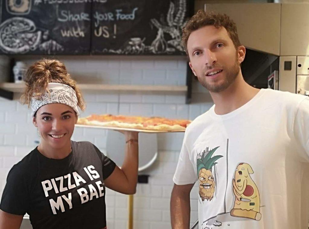 I ragazzi del +39 pizzeria al taglio Kata