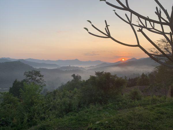 Chiang Mai le colline