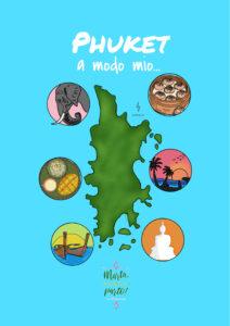 "Copertina Guida: ""Phuket a Modo Mio """